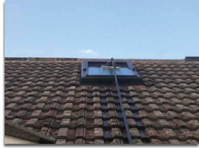 home and domestic high reach window cleaning in mansfield notts